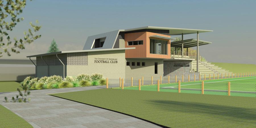 UQ Football Club Redevelopment